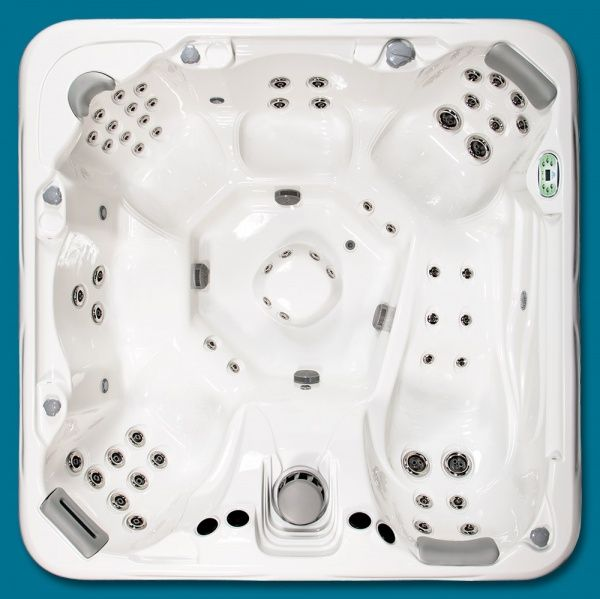 South Seas Spas Deluxe 860 L